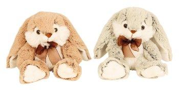 Rabbit sitting h=15 cm assort.