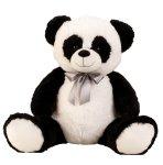 Panda-Bär h=80cm (sitzend:55cm)