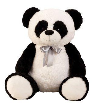 Panda-Bär h=100cm (sitzend:65cm)