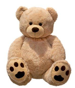 Bear h=100cm (sitting: 64cm)