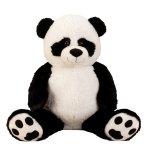 Panda-bear h=100cm sitting