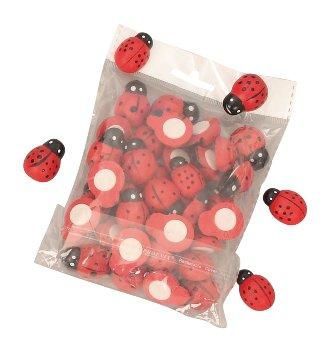 Ladybeetle adhesive, price/bag 36 pcs.