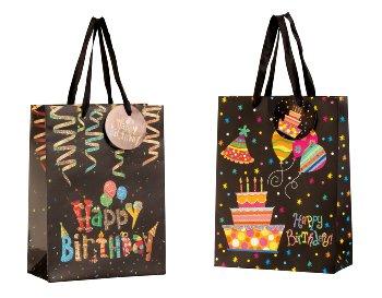 """Geschenktüte """"Happy Birthday mit"""