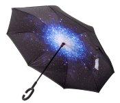 Regenschirm d=105cm stehend, schwarz m.