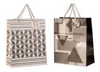 "present bag ""timeless"" 26x32x12cm"