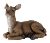 Deer lying h=15cm w=18cm