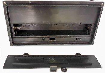 Tischkamin LED-betrieben h=18cm b=18cm