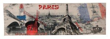 Picture printing 'Paris design'