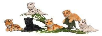 Wild animals assort. l=20 cm