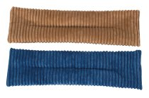 Heat treatment scarf with millet filling