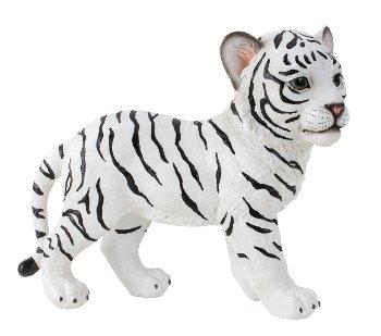 Tiger weiß h=26cm b=30cm