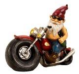 Motorradzwerg h=28cm b=35cm