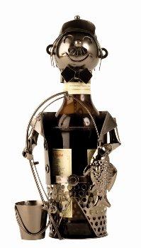 "Bier-Flaschenhalter ""Angler"" (0,33l)"