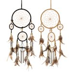 Dreamcatcher with wind chime d=16cm