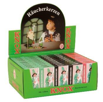 KNOX Ostalgie Räucherkerzen
