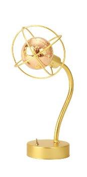 LED-Tischlampe gold h=27,5cm