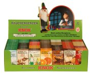 KNOX Incense cone 24pcs/bag,
