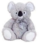 Koala Bär grau sitzend h=38cm