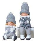 Winter children XXl grey with softlegs