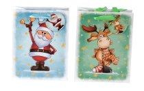 """Weihnachtstüte """"Nikolaus & Elch"""""""