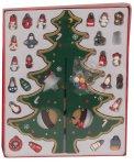 Weihnachtsbäume aus Holz nur grün h=35cm