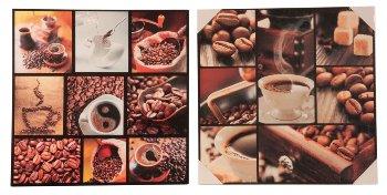 Bilddrucke 'Kaffee-Design'