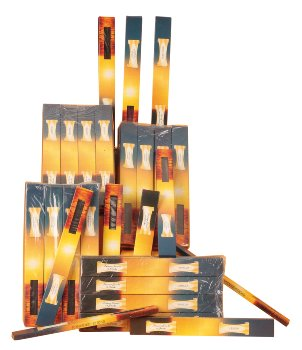 Räucherstäbchen Amber 10 St/Pack