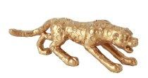 Leopard gold h=5cm l=16cm