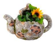 Teekanne zum Bepflanzen h=23cm b=34cm