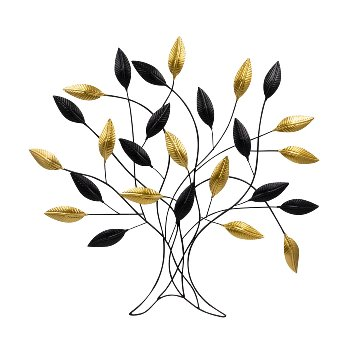 """Modern Metal Wall Decoration """"Tree"""" for"""