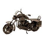 Metall-Motorrad b=26cm h=15cm