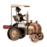 Wein-Flaschenhalter 'Traktor'