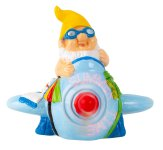 Holiday airplane h=18,5cm w=21cm