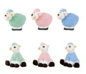 Sheep h=10-11cm w=11cm asst.