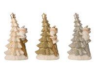 Weihnachtsbaum h=50cm b=25cm sort.