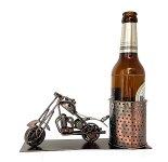 Bier-Flaschenhalter/Stiftehalter neben