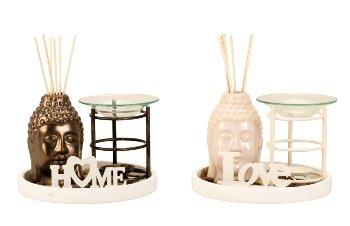 Verdunster mit Buddha-