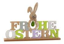 """Schriftzug """"Frohe Ostern"""" h=20cm b=30cm"""