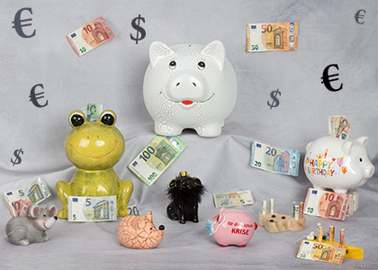 Money boxes & Gifts