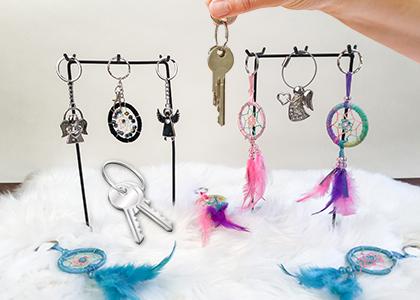 Schmuck & Schlüsselanhänger